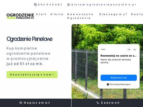 Ogrodzeniepanelowe.pl