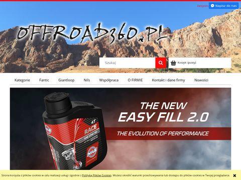 Offroad360.sklep.pl motor Fantic