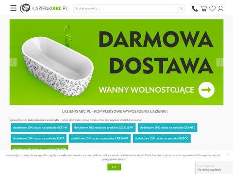 Lazienkiabc.pl sklep internetowy z ceramiką