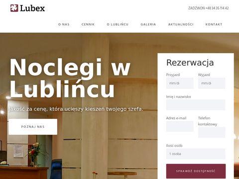 Lubex.pl noclegi Lubliniec