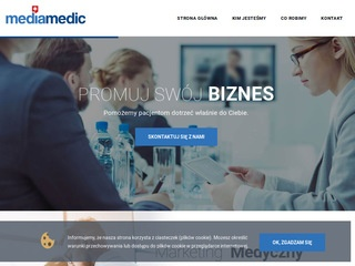 Mediamedic.pl marketing medyczny