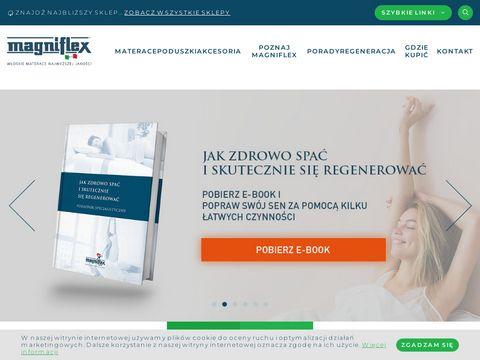 Magniflex.pl materace do spania