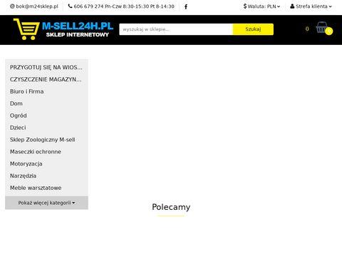 Msell24h.pl sklep wielobranżowy niskie ceny