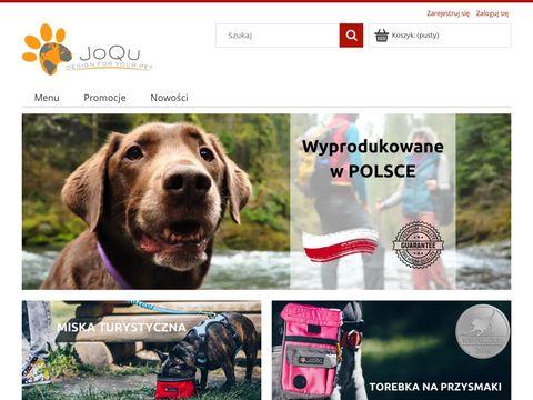 Joqu.com.pl akcesoria dla psa sklep