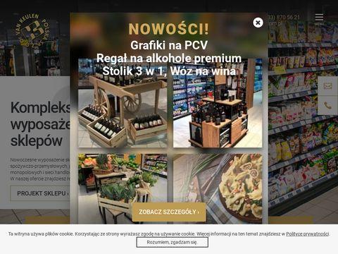 Keulen.com.pl regały sklepowe producent