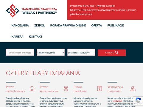 Kancelariawiejak.pl