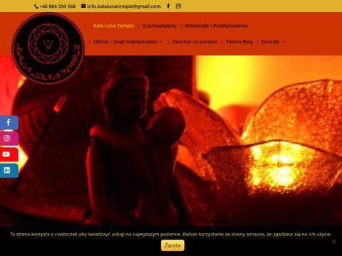 Kalalunatemple.com.pl masaże tantryczne