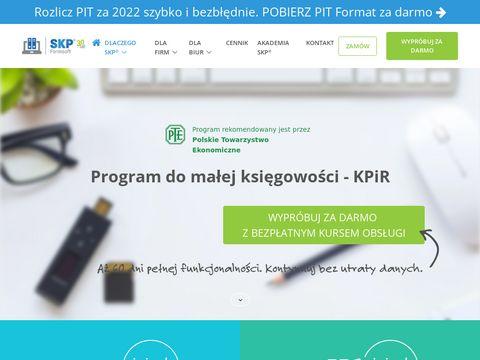 Ksiega-podatkowa.pl mała księgowość