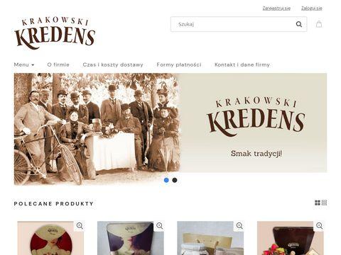 Krakowski Kredens oficjalny sklep online
