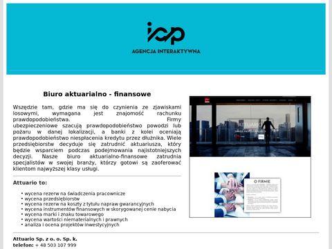 Icp.com.pl strony www Gdynia