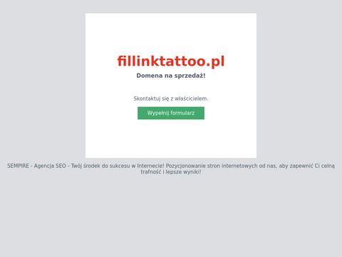 Fillinktattoo.pl tatuaże Lublin
