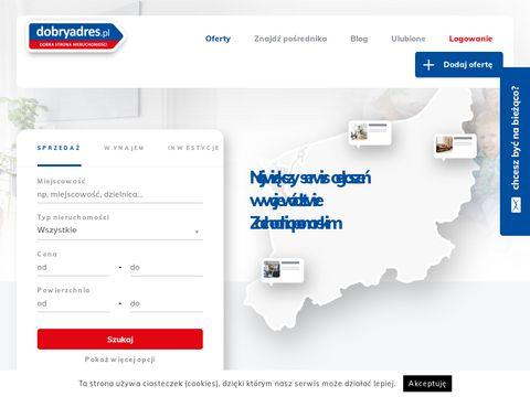 Dobryadres.pl mieszkania na sprzedaż