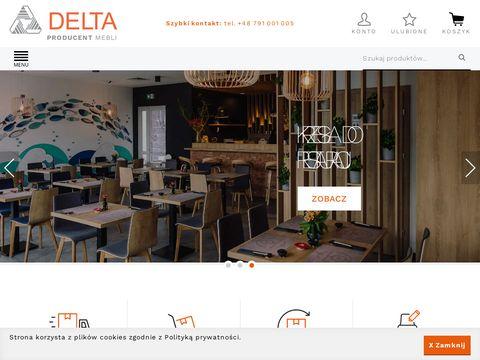 Deltachairs.com producent krzeseł