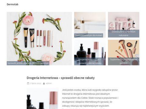 Dermolab.pl zdrowie fitness dieta