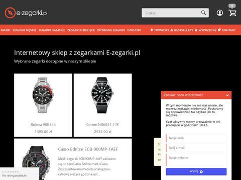 E-zegarki.pl G-Shock