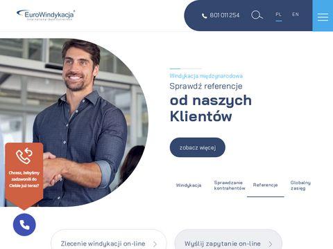 Eurowindykacja.pl zagraniczna