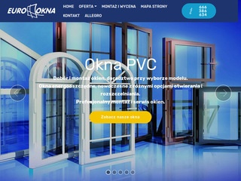 Euro-okna.com.pl PCV Łodź