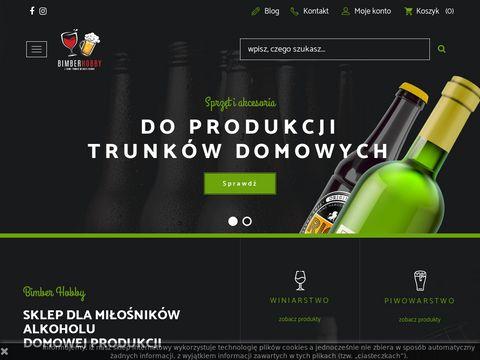 Bimberhobby.pl baniak na wino
