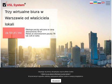 Biurowirtualnewarszawa.pl