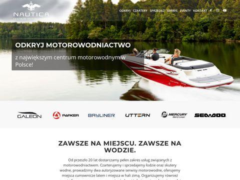 Centrumnautica.pl sprzedaż czarter jachtów