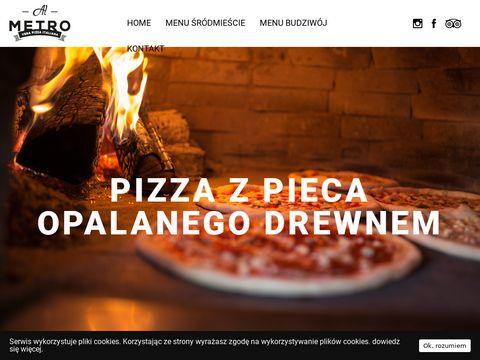 Almetro.pl pizzeria