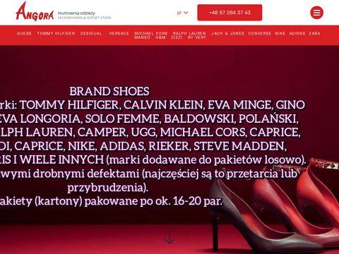 Angora - importer odzieży używanej