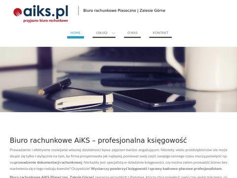 Biuro księgowe aiks.pl