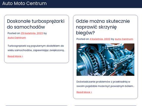 Automotocentrum.com.pl serwis