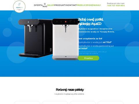 Aquago.com.pl woda do biura