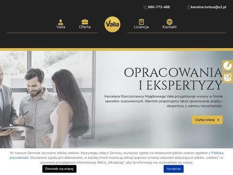 Rzeczoznawca Gliwice valia.com.pl