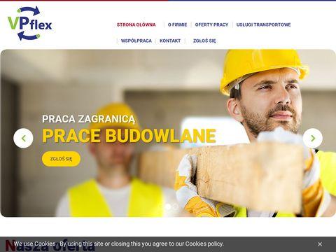 VP Flex praca w Holandii