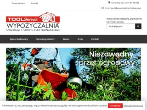 Wypozyczalnia-toolserwis.pl Radomsko