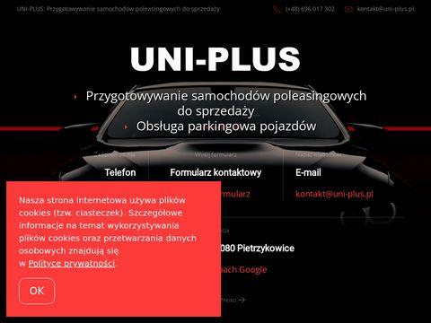 Uni-plus.pl myjnia samochodowa ręczna