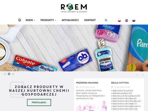 Roem.pl Hurtownia środków czystości