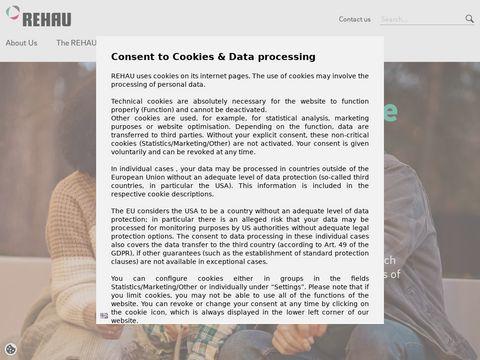 Rehau.com nowoczesne okna i drzwi