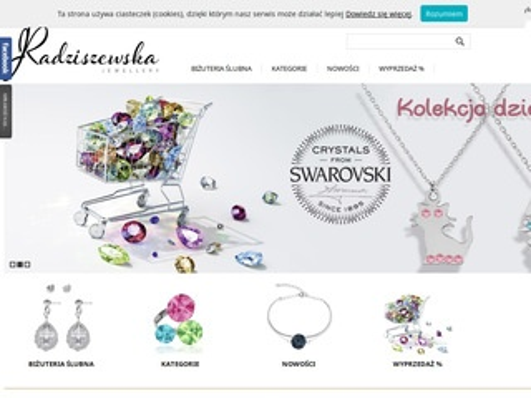 Radziszewska.com Jewellery biżuteria