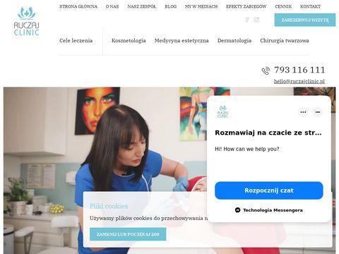 Ruczajclinic.pl dermatologia i kosmetologia estetyczna