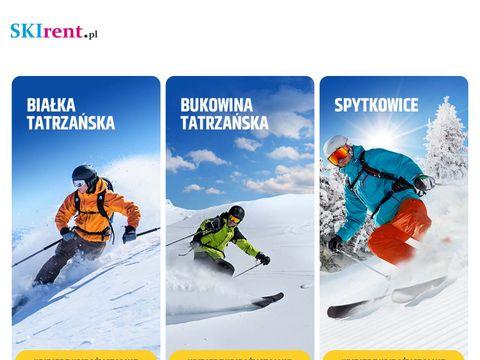 Skirent.pl wypożyczalnia