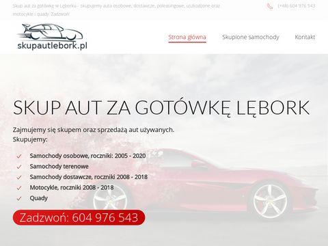 Skupautlebork.pl w najlepszych cenach