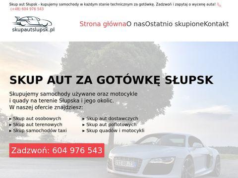 Skupautslupsk.pl używanych
