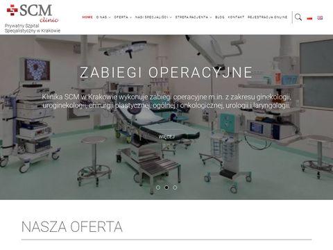 Scmkrakow.pl prywatna klinika