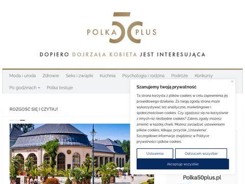 Polka50plus.pl portal dla kobiet