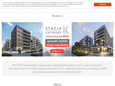 Polnord.pl nieruchomości na sprzedaż Szczecin