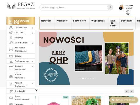 Pegazshop.pl sklep jeździecki Poznań