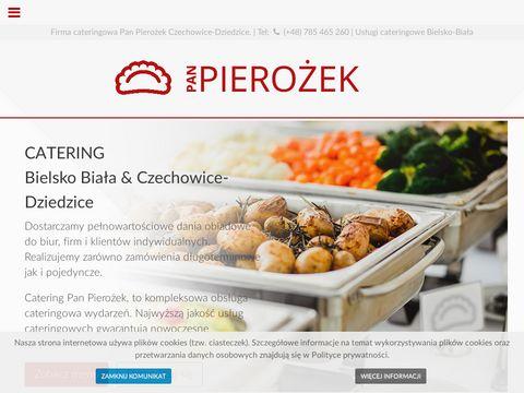 Panpierozek-catering.pl Bielsko-Biała