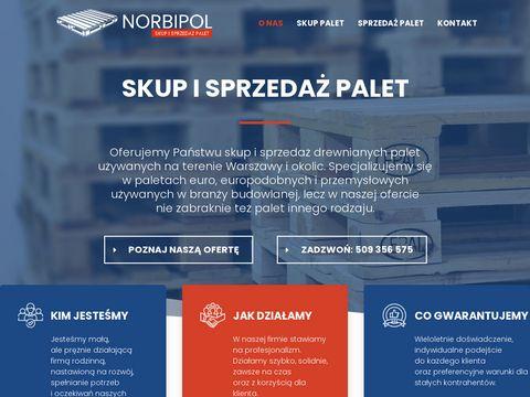 Paletyeuropodobne.pl skup i sprzedaż palet