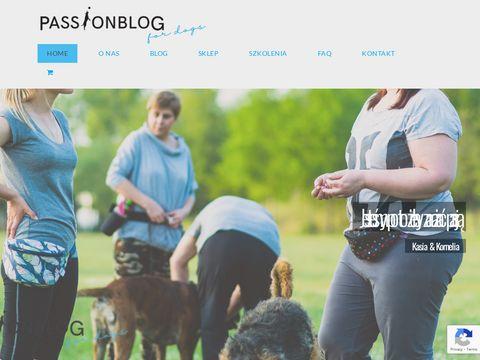 Passionblog.com.pl psie przedszkole Katowice