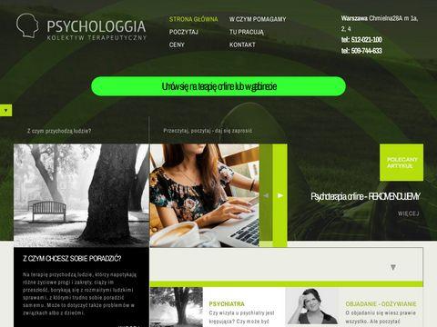 Psychologgia-plus.pl poradnia