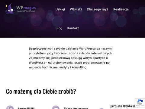 Wpmagus.pl usuwanie malware ze strony www