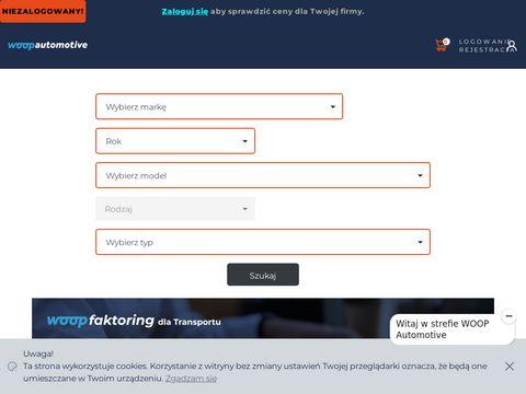 Woopauto.com akcesoria samochodowe i części